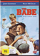 The Babe [1992 film] by Arthur Hiller