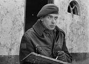 Author photo. alexcolville war artist 1945