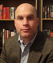 Author photo. Pritzker Military Library