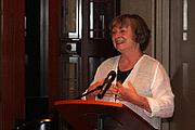 Author photo. Ethne Clarke, 26 June 2011