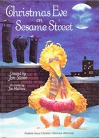 Christmas Eve on Sesame Street (book) by Jon…