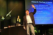 Author photo. Anthony Robbins, life coach and speaker<br> Credit: Steve Jurvetson, 2006