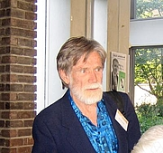 Author photo. Robert Williams. Photo by Gert-Martin Greuel.