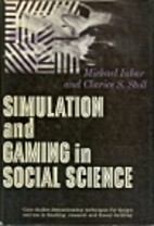 Simulation and Gaming in Social Science by…
