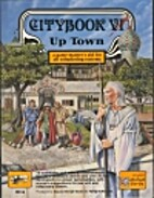 Citybook VI: Up Town by Kevin Crossman