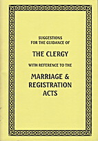 Suggestions for the guidance of the clergy…