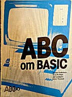 ABC om BASIC by Anders Andersson