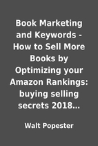 Book Marketing and Keywords - How to Sell…