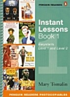Penguin Readers Instant Lessons Book 1:…