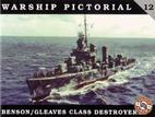 Warship Pictorial No. 12 - USS Benson /…