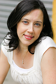 Author photo. Photo by Joanna Williams