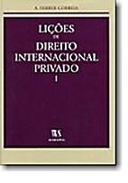 Lições de Direito Internacional Privado I…