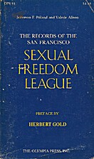 The Records of the San Francisco Sexual…