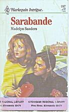 Sarabande by Madelyn Sanders