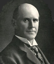 Author photo. Eugene Victor Debs (1855-1926)<br> 1912 pamphlet <br>(Public domain : Wikipedia)