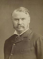 Author photo. Courtesy of the <a href=&quot;http://digitalgallery.nypl.org/nypldigital/id?1158380&quot;>NYPL Digital Gallery</a> (image use requires permission from the New York Public Library)