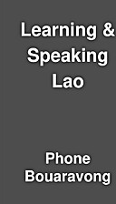 Learning & Speaking Lao by Phone Bouaravong