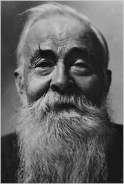 Author photo. Sir Edmund Backhouse from 1943 by S. Vargassoff