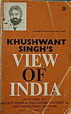 View of India by Khushwant Singh
