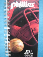 Philadelphia Phillies Media Guide 1991 by…