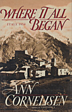 Where It All Began: Italy 1954 by Ann…