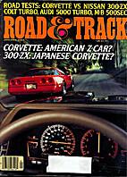 Road & Track 1984-01 (January 1984) Vol. 35…