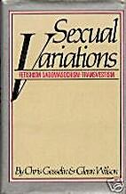 Sexual Variations: Fetishism, Sadomasochism…