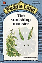 The Vanishing Monster by Sheila McCullagh