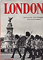 The tourist's London by Erik Liljeroth