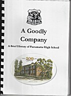 A Goodly Company. A Brief History of…