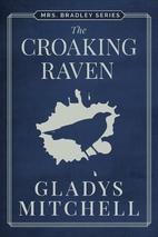 Croaking Raven by Gladys Mitchell