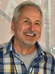 Author photo. Eric Rohmann at the 2012 Texas Book Festival, Austin, Texas, United States