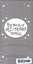 The book of all-stars magic by Tom Mason