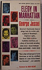 Elegy in Manhattan by George Jessel