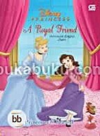 Disney Princess A Royal Friend Berteman…