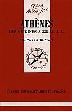 Athènes des origines à 338Av. J.-C. by…