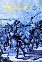 Scanian war 1675-79 : colours and uniforms…
