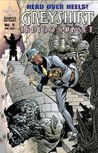 Greyshirt: Indigo Sunset # 5