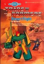 The Transformers: Desert Flight by Jim Razzi