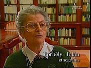 Author photo. Borbély Jolán