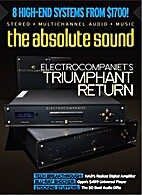 The Absolute Sound Issue 198
