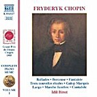 Chopin: Complete Piano Works, Vol.1 by…
