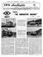 Headlights, volume 17, n° 8 - August 1955…