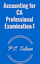Accounting for CA Professional Examination-1…