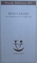 Montaigne by André Gide