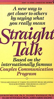 Straight Talk: A New Way to Get Closer to…