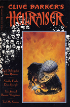 Clive Barker's Hellraiser: Book 1 by Clive…