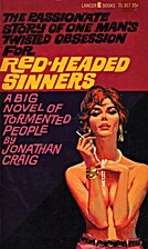 Red Headed Sinners by Jonathan Craig