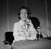 Author photo. Credit: CBS Photo Archive.