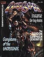 Dragon Magazine No 228: The Campaign (And…